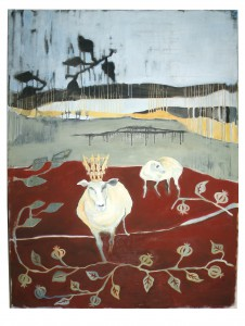Konstnär Torun Eliasson